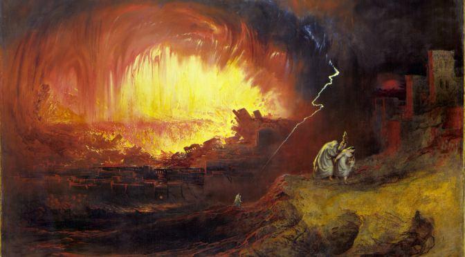 Cứu vớt Sodom và Gomorrah ?