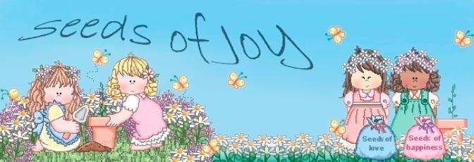 Water seeds of Joy –Tưới tẩm hạt giống của niềm vui