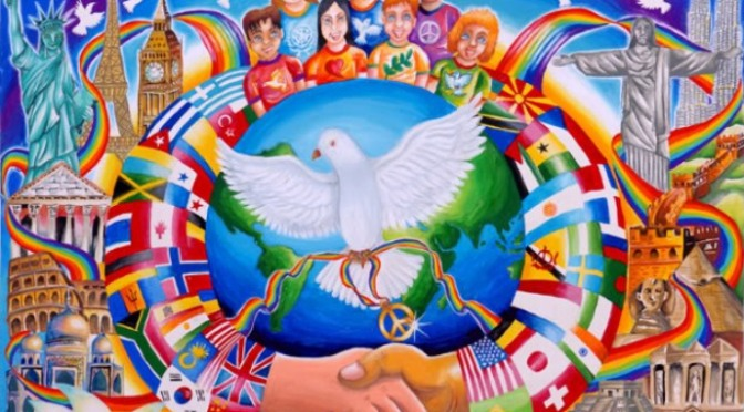 Kinh Hoà bình