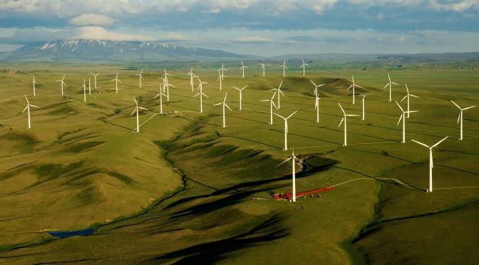 Cung cấp năng lượng cho Trái đất – Chương 8: Năng lượng từ không khí, nước và đất (Phần 2)