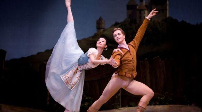Vở Ballet Giselle – Tình yêu của Giselle