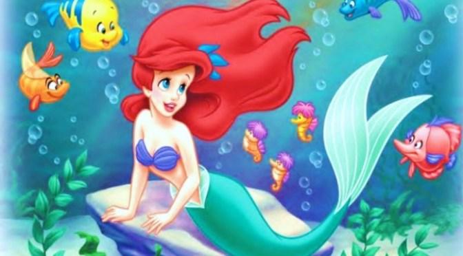 Ở dưới biển