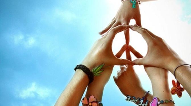 Lời nguyện an bình – A song of peace
