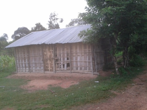 Nhà của người nghèo
