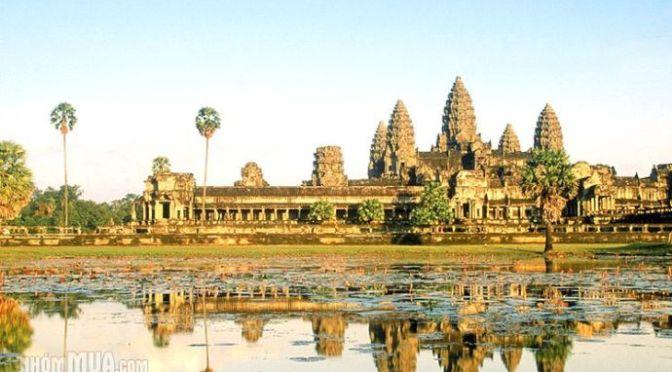 Nghe kể về một Campuchia linh thiêng