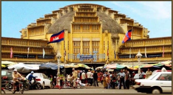 Trả giá ở Campuchia