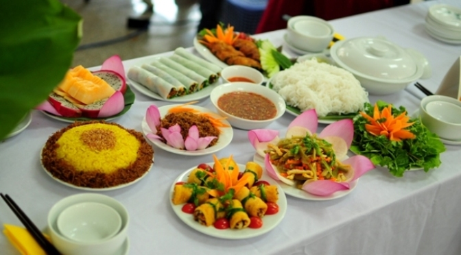 One Vegetarian meal – Một bữachay