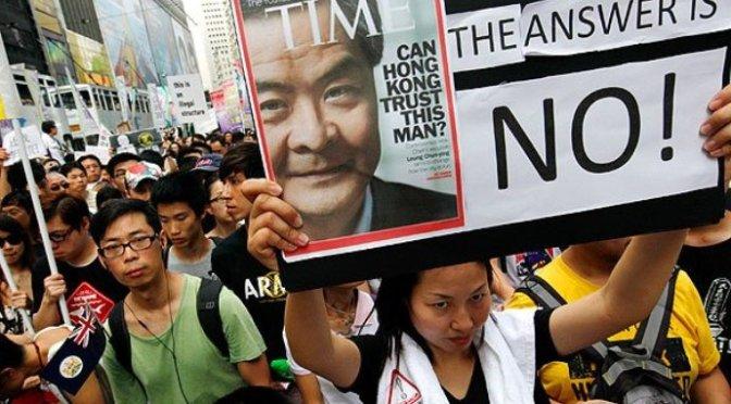 Cách Mạng Ô Dù Hồng Kông – Hong Kong's Umbrella Revolution