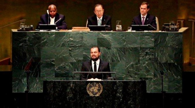 Bài diễn văn của Leonardo DiCaprio tại Hội nghị thượng đỉnh Liên Hợp Quốc về biến đổi khí hậu