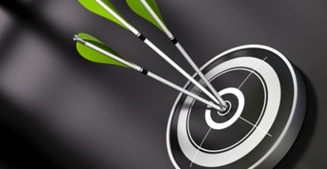 arrow-in-target