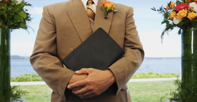 Government to Ordained Ministers: Celebrate Same-Sex Wedding or Go to Jail