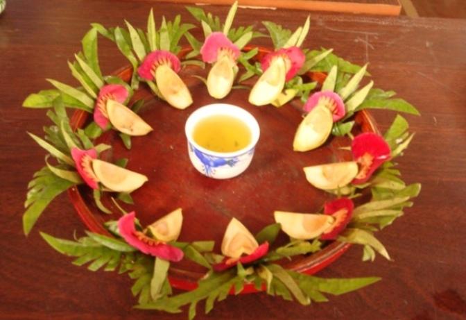 Offering betel  – Vietnamese folk song