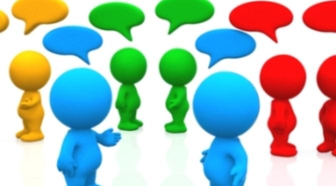 Gặp gỡ và đối thoại hàng ngày