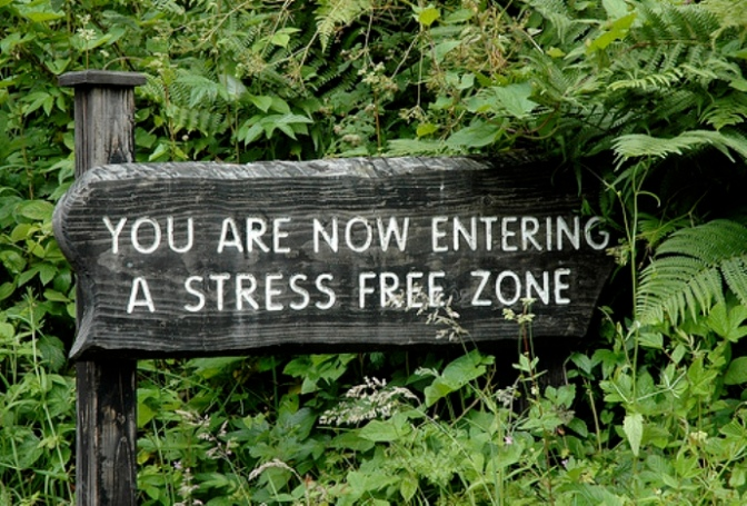 Chia sẻ stress với ai?