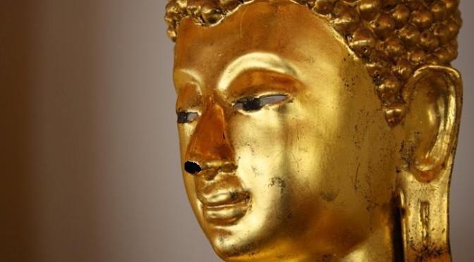 Phật Mũi Đen
