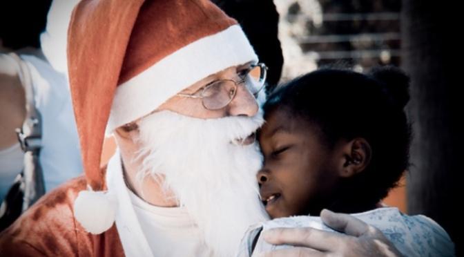Họ có biết đó là Giáng sinh không? – Do they know it's Christmas?