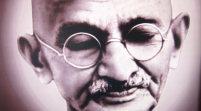 Một chuyến đi đầu năm – Nơi ở của Mahatma Gandhi tại Ấn Độ