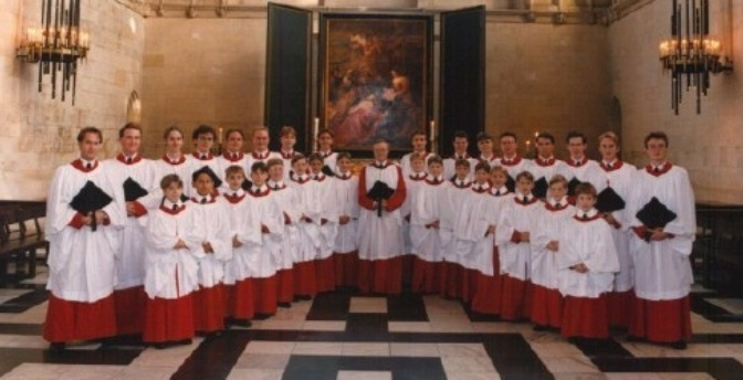 The Choir of New College, Oxford – Agnus Dei