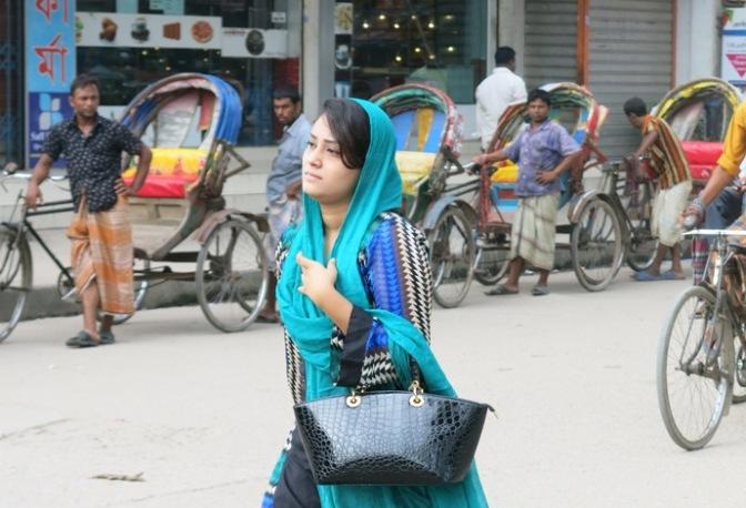 Dhaka trong mắt tôi