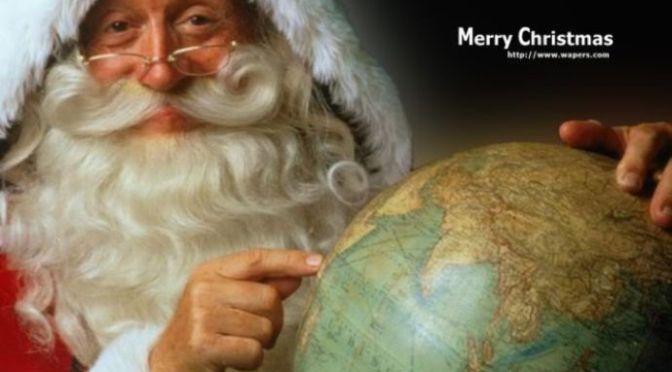 Giáng sinh trên thế giới
