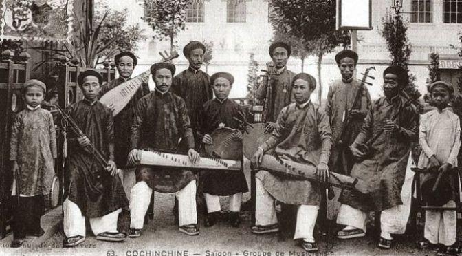 Dân ca dân nhạc Việt Nam – Đờn ca tài tử