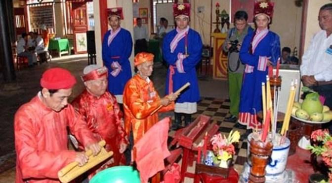Dân ca dân nhạc VN – Nhạc Lễ Miền Nam