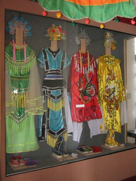 Một số y phục dùng trong Hát Bộ/Bội