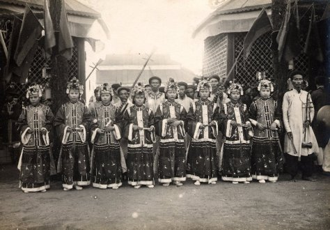 Gánh Hát bộ Nam kỳ năm 1924
