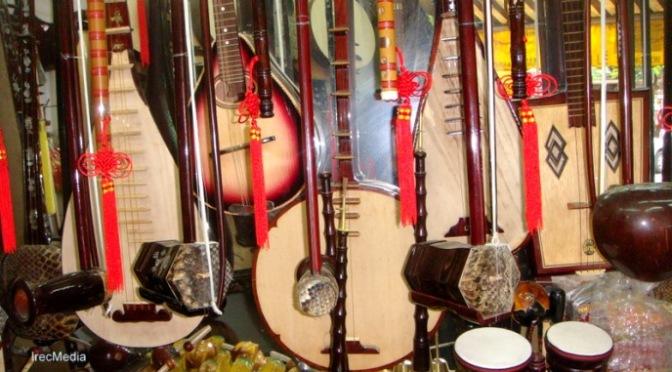 Dân ca dân nhạc VN – Hệ thống bài bản cổ nhạc miền nam