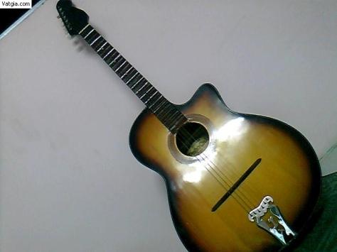 Guitar phím lõm