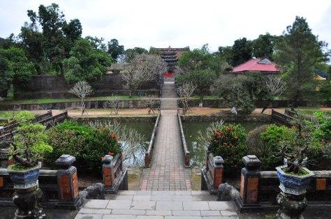 Lăng Vua Minh Mạng-Thừa Thiên-Huế