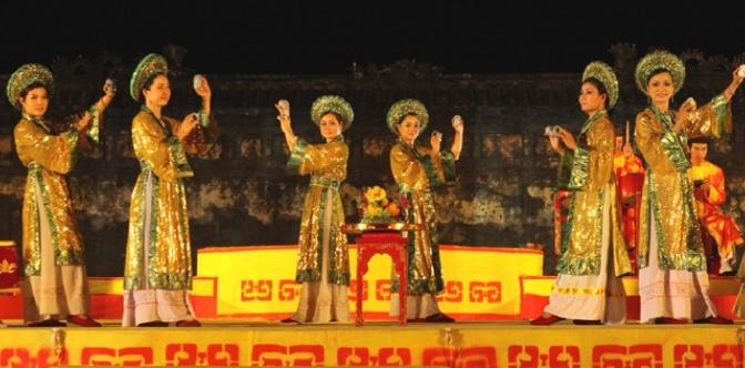 Dân ca dân nhạc VN – Ca Huế
