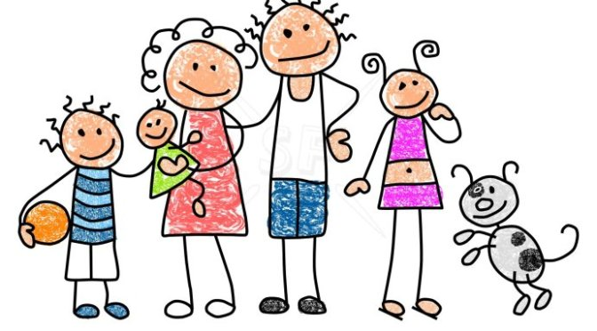Truyền thông trong gia đình, nơi dành riêng để gặp gỡ quà tặng tình yêu