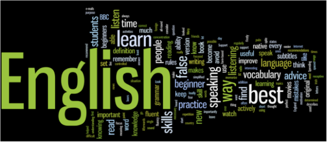 Kiên trì Học tiếng Anh
