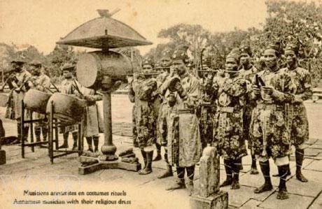 Đội Nhã nhạc thời nhà Nguyễn