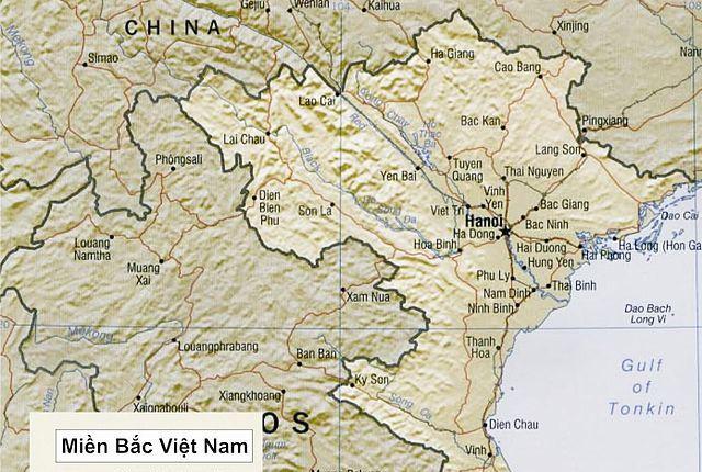 thanhnghetinh_Miền Bắc Việt Nam