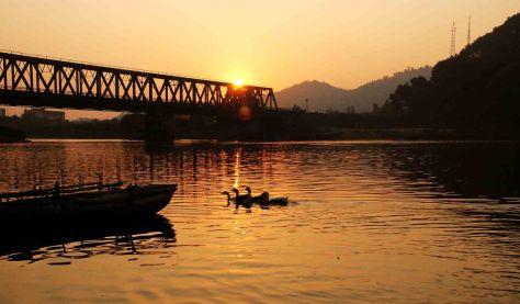 Cầu Hàm Rồng - Sông Mã