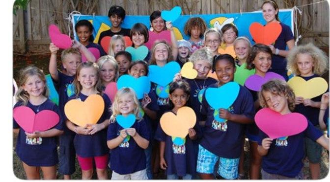 Giáo dục hòa bình cho trẻ em