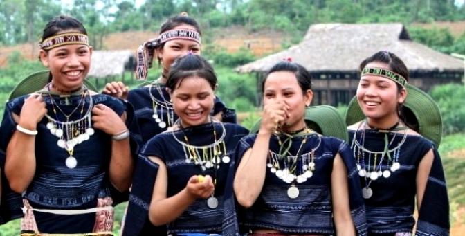 Dân ca dân nhạc VN – Dân ca Ba Na (Bahnar)
