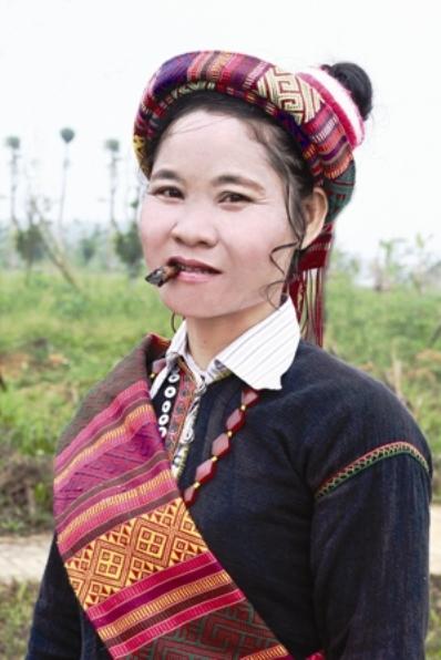 Phụ nữ Bru-Vân Kiều.