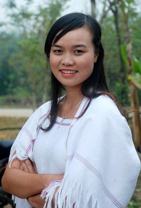 Sơn nữ Chu Ru.
