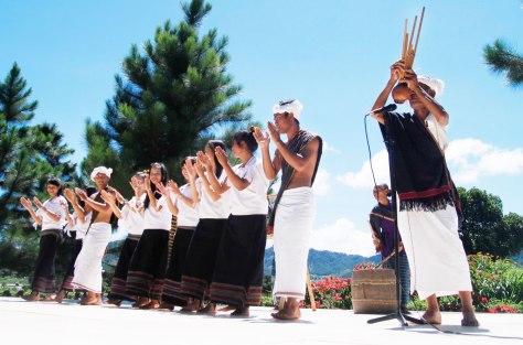 churu_múa truyền thống