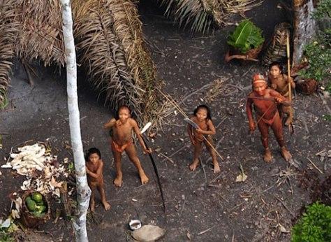 Các bộ lạc ở Amazon