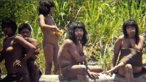 Bộ lạc Peru