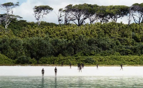 Bộ lạc Sentinelese