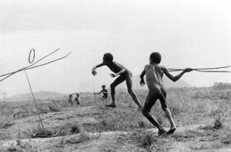 Những bộ lạc bí ẩn ở New Guinea
