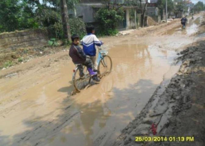 Sợ xe đạp hư