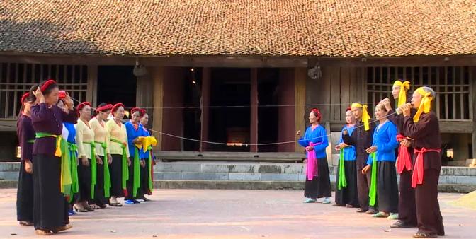 Dân ca dân nhạc VN – Hát Ống/Hát Ví Bắc Giang