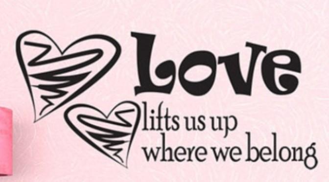 Lên nơi chúng ta thuộc về – Up where we belong