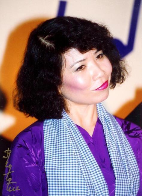 Nghệ sĩ Linh Phượng trong màn trình diễn Hò Đối Lái.